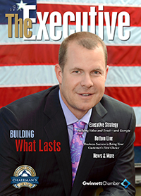 """The Executive"" Magazine—Q2 2015"