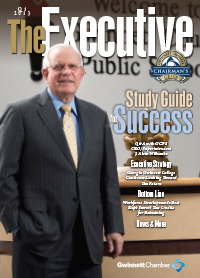 """The Executive"" Magazine—Q1 2013"