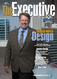 """The Executive"" Magazine—Q3 2013"