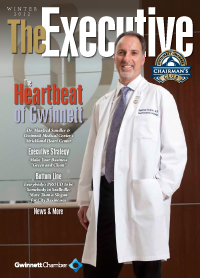 """The Executive"" Magazine—Winter 2012"