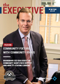 """The Executive"" Magazine—Winter 2016"