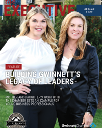 """The Executive"" Magazine—Spring 2020"