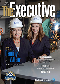 """The Executive"" Magazine—Q3 2014"