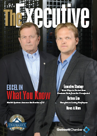 """The Executive"" Magazine—Q4 2014"