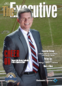 """The Executive"" Magazine—Q4 2015"