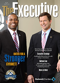 """The Executive"" Magazine—Q4 2013"