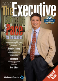 """The Executive Magazine""—Summer 2011"