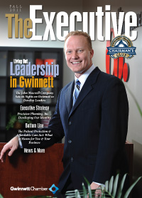 """The Executive"" Magazine—Fall 2011"