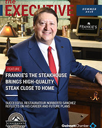 """The Executive"" Magazine—Summer 2018"